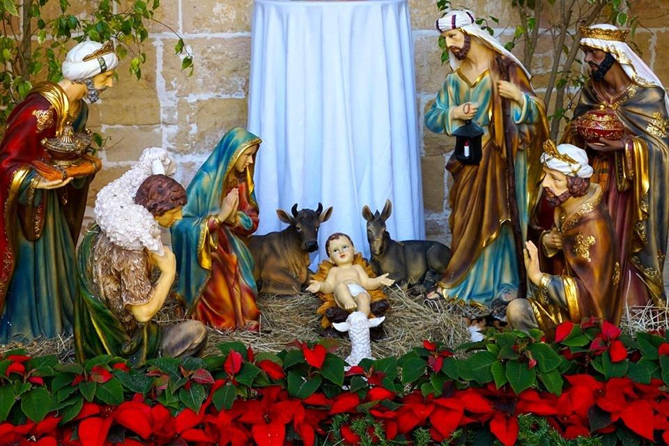 Kerststal van Malta