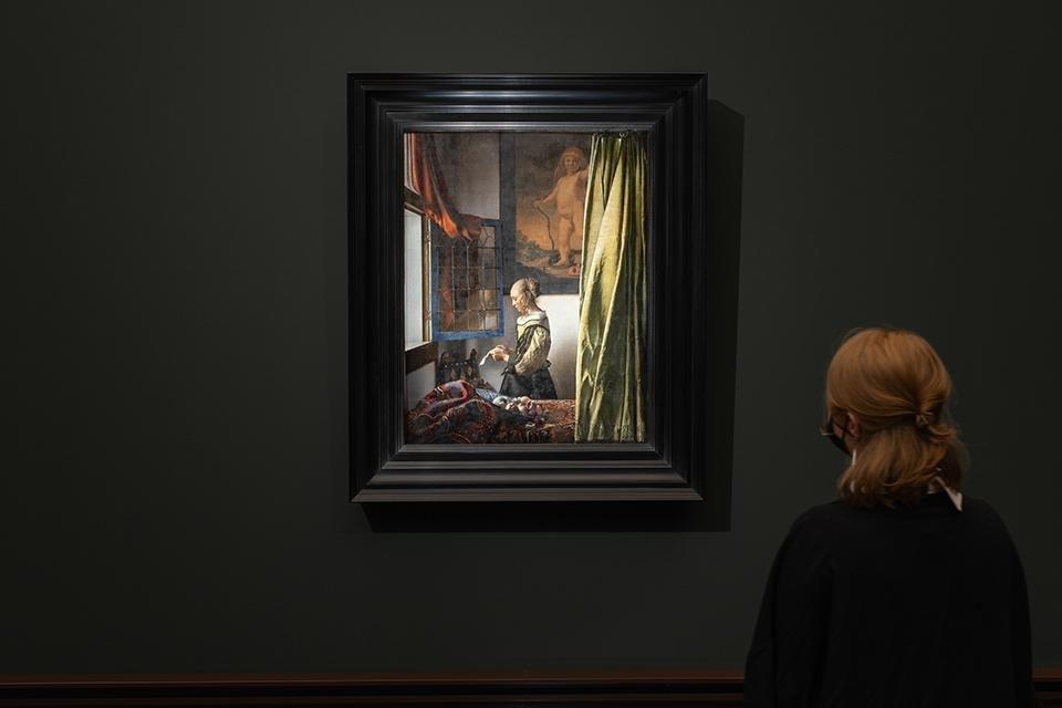 'Johannes Vermeer. Vom Innehalten', Gemäldegalerie Alte Meister in Dresden