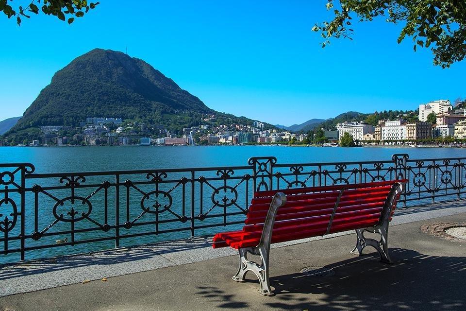 Lugano, Zwitserland