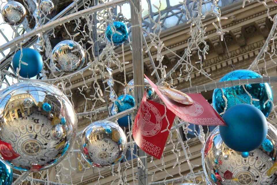 Kerst tussen Napels en Sorrento