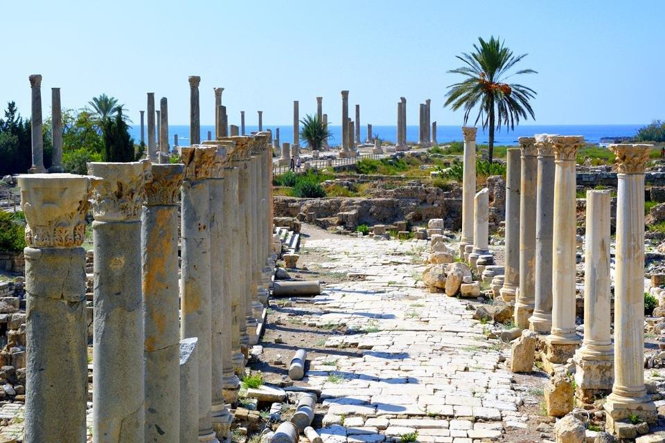 Tyrus, Libanon