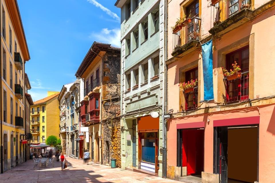 Oviedo, Spanje