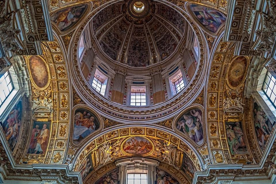 Santa Maria Maggiore in Rome, Italië