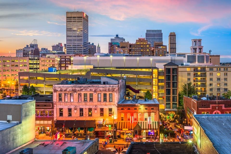 Memphis, Amerika
