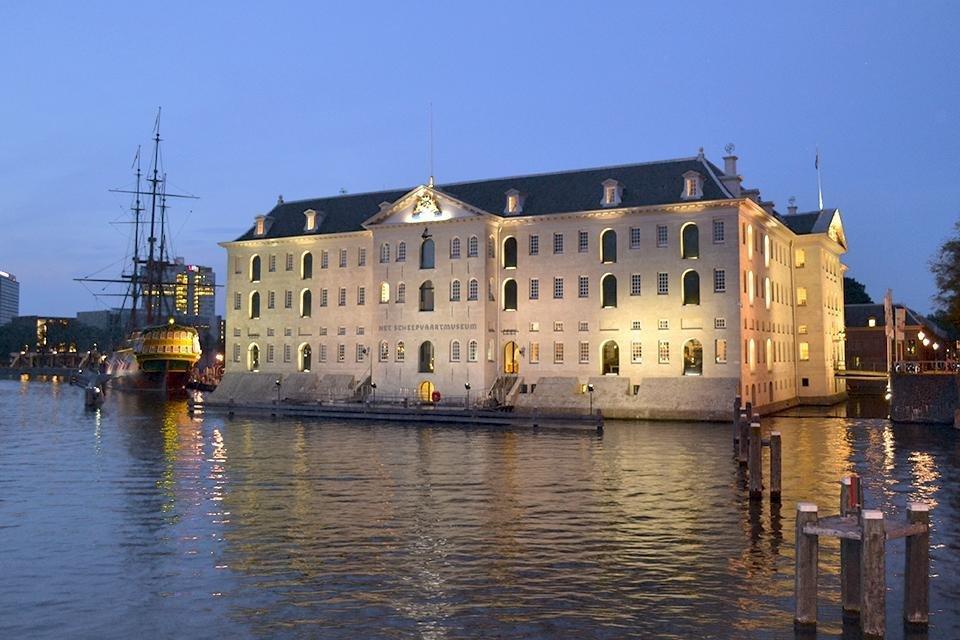 Scheepvaartmuseum Amsterdam, Nederland