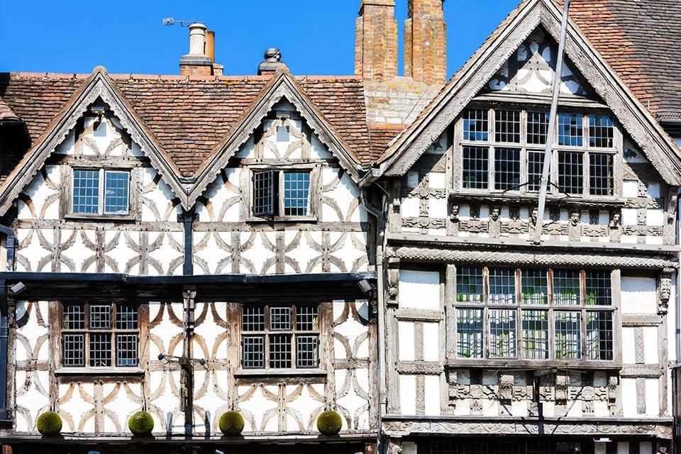 Stratford-upon-Avon, Engeland, Groot-Brittannië