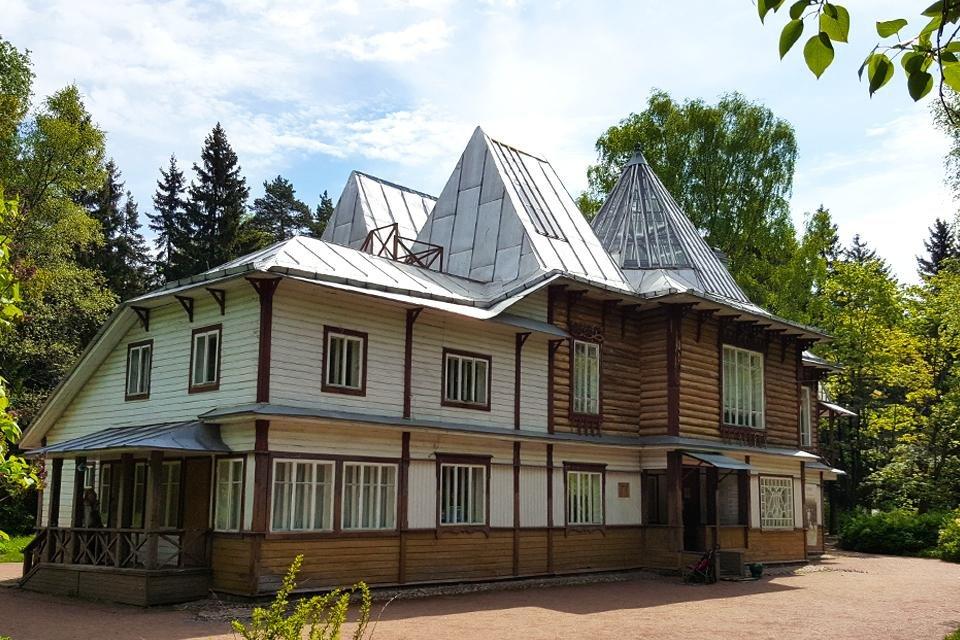 Repino – Atelier van Ilja Repin, Rusland