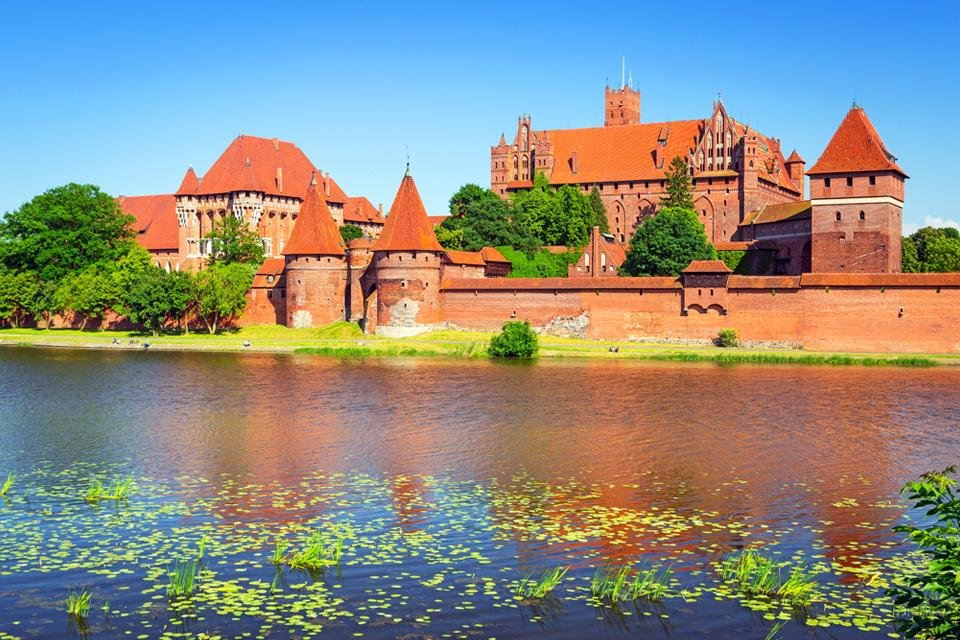 Kasteel van Malbork, Polen