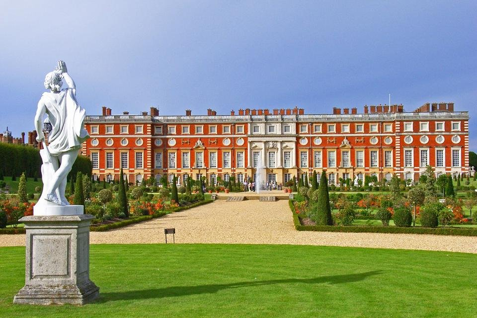 Hampton Court, Groot-Brittannië
