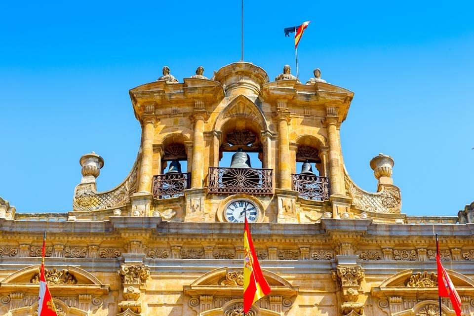 Salamanca, Spanje