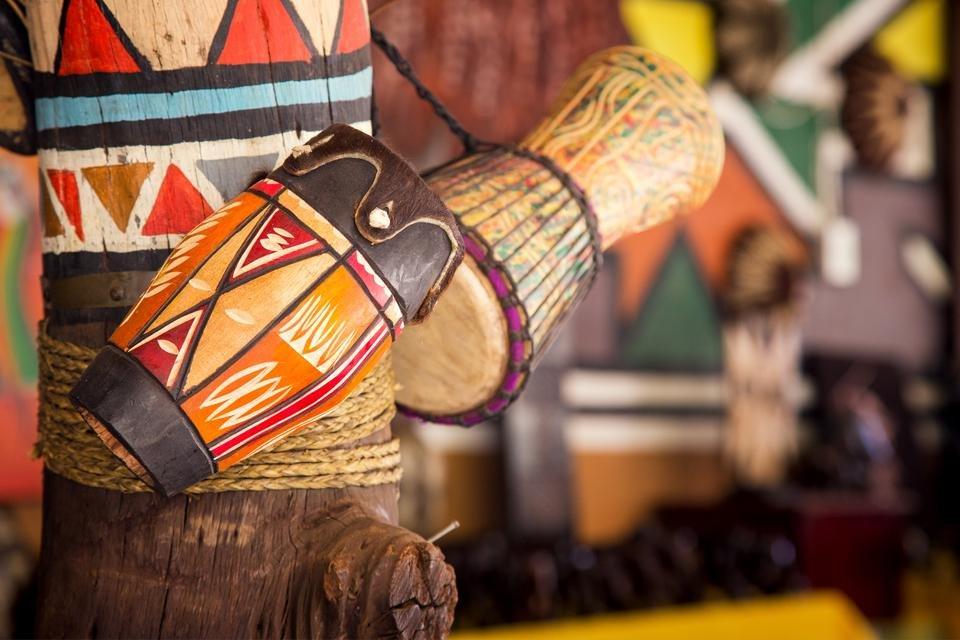 Zuid-Afrikaanse trommels
