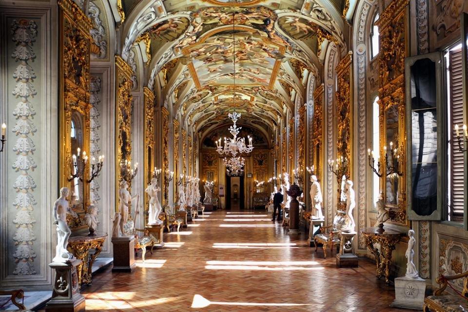 Galleria Doria Pamphilij, Rome, Italië
