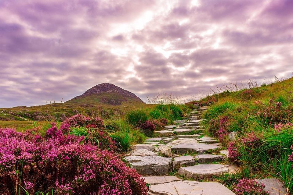 Connemara National Park, Ierland