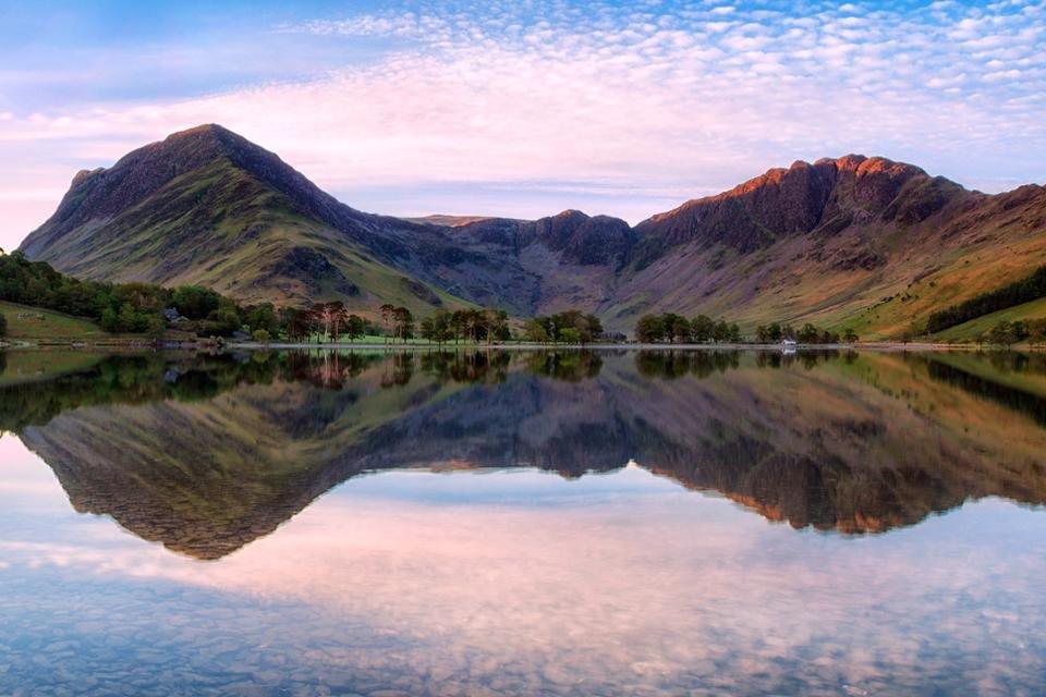 Columbus fotografiereis Lake District