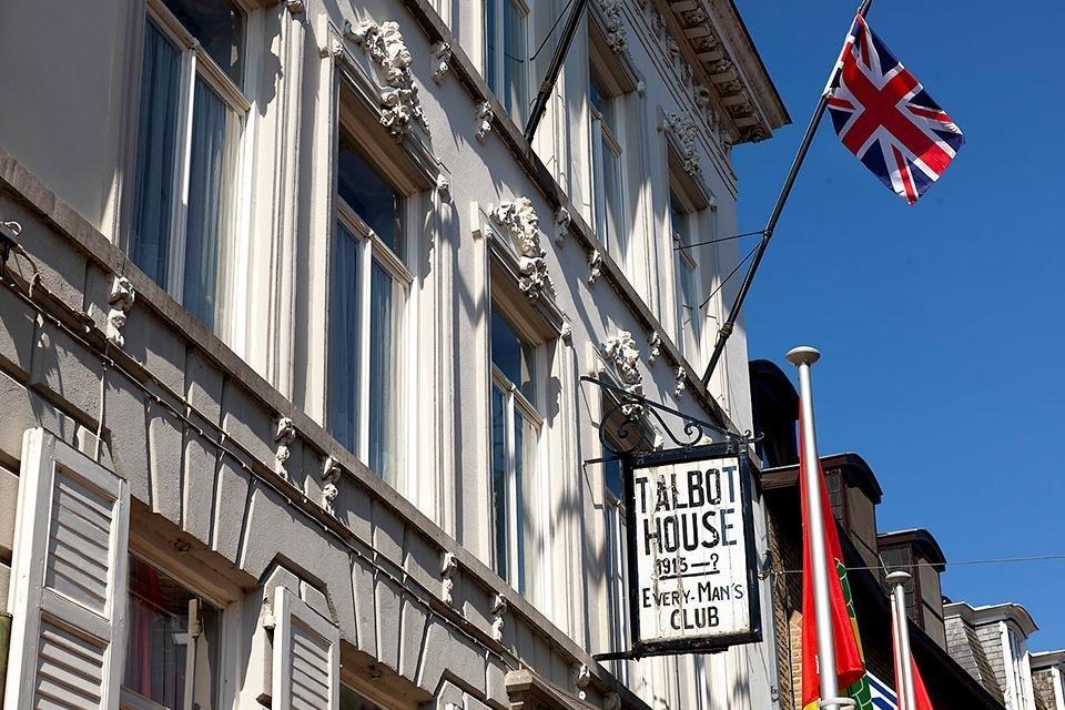 Talbot House in Popperinge, België