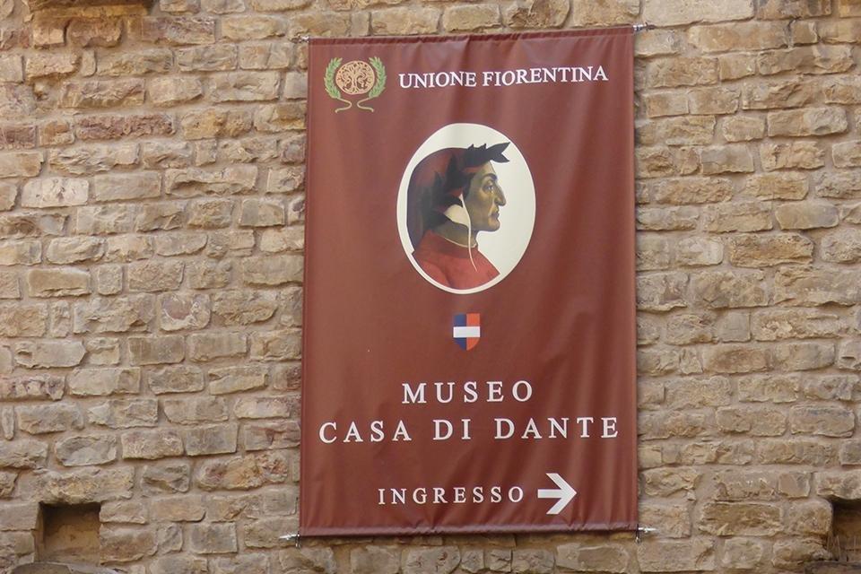 Casa di Dante, Florence, Italië