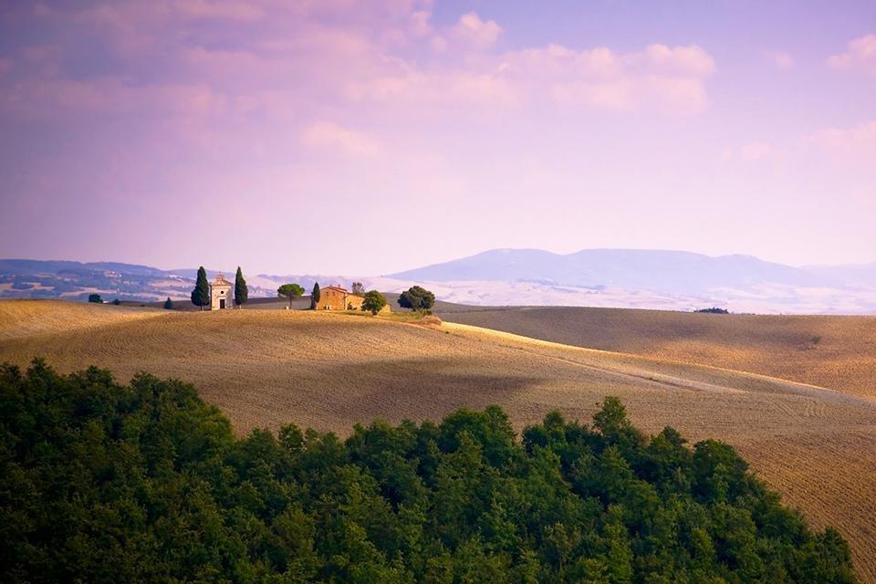 Crete Senesi, Toscane,Italië