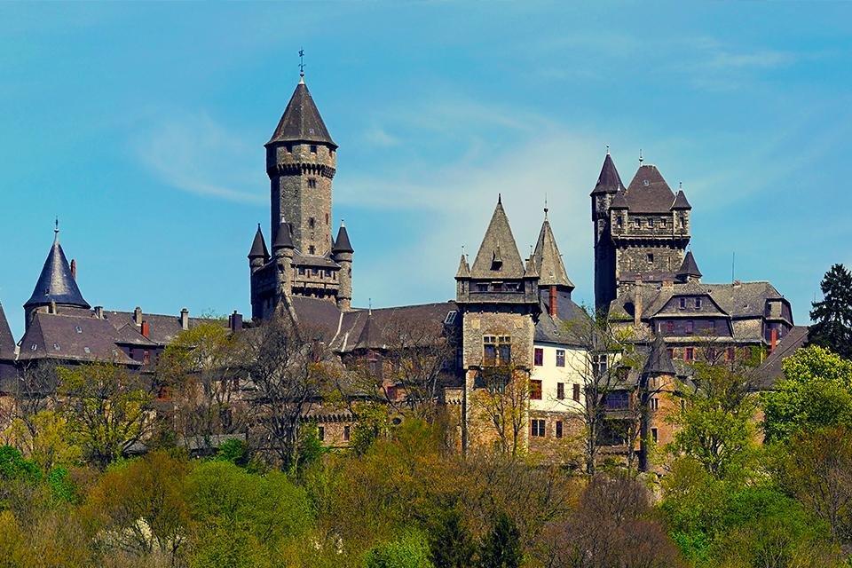 Schloss Braunfels, Duitsland