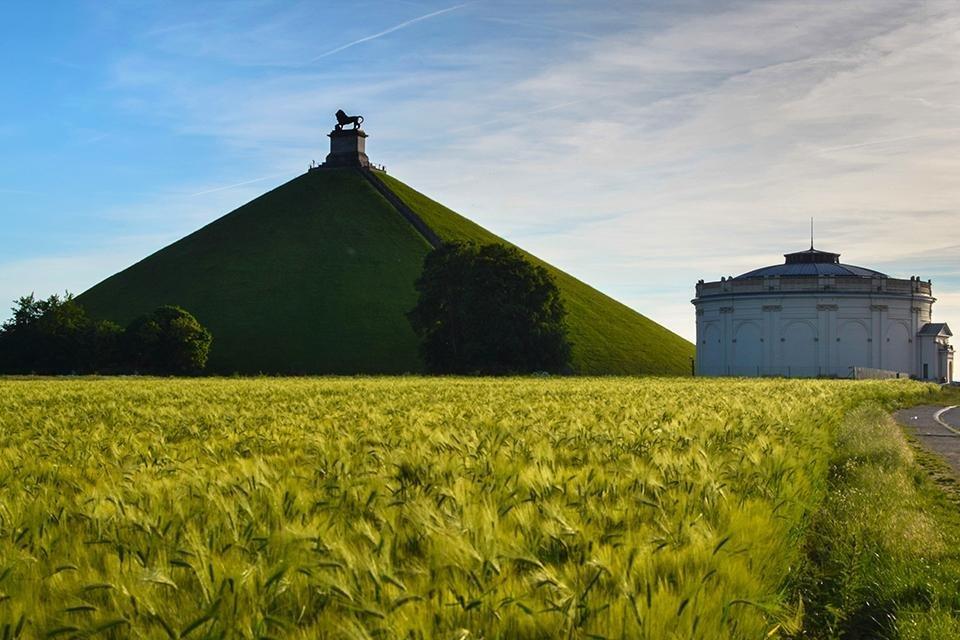 De Leeuw van Waterloo, België