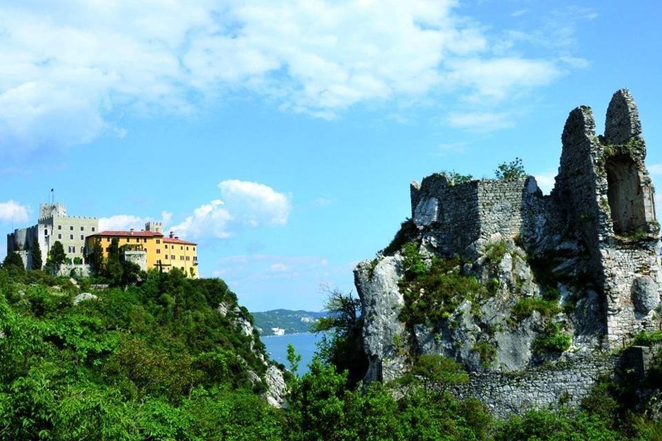 Castelli di Duino, Italië
