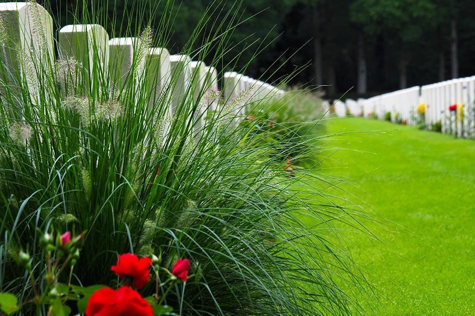 Oorlogsbegraafplaats Oosterbeek