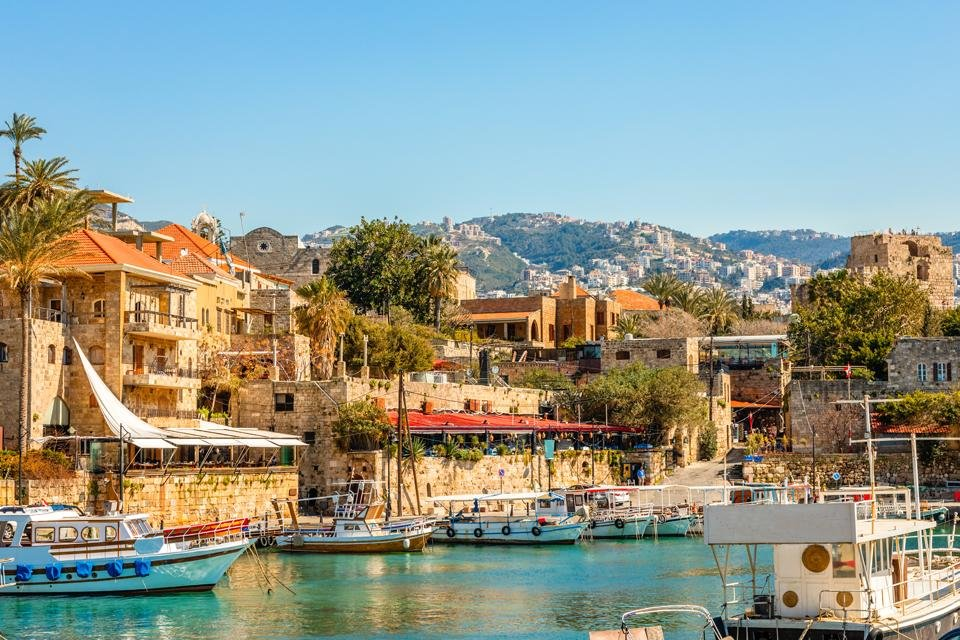 Biblos in Libanon