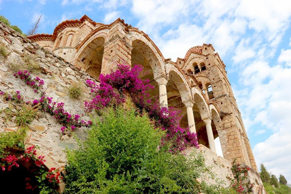Mistras, Griekenland