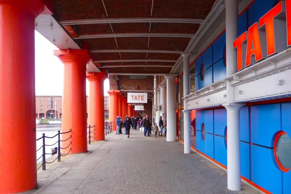 Tate Liverpool, Liverpool, Groot-Brittannië