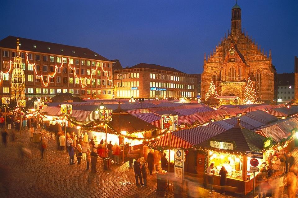 Kerst in Beieren