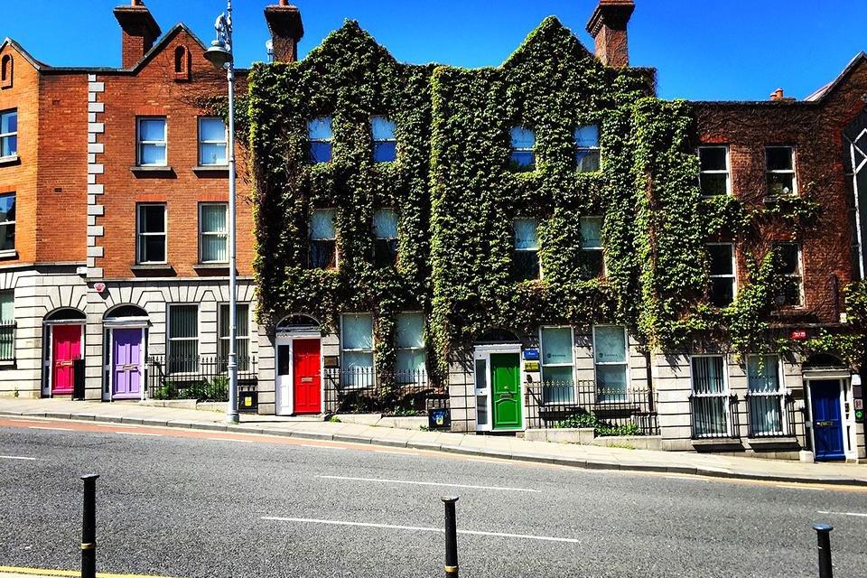 Doors of Dublin, Ierland