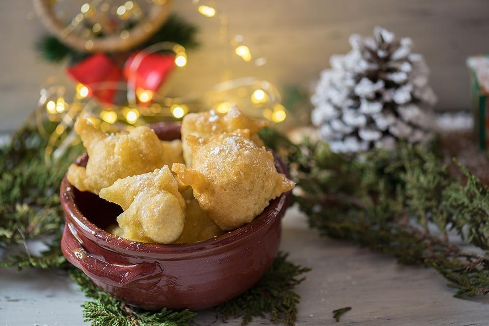 Pettole, Kerstgerecht, Zuid-Italië