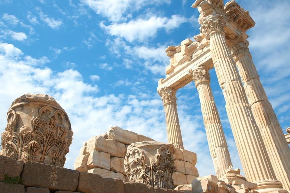 Pergamon, Turkije