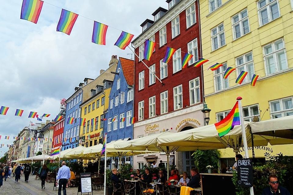 Nyhavn, Kopenhagen | Foto Margreet Schiermann