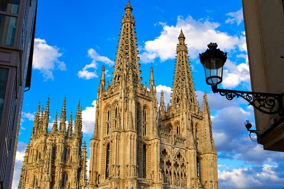 Kathedraal van Burgos, Spanje