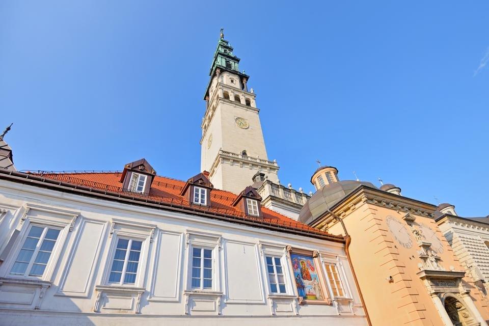 Czestochowa in Polen