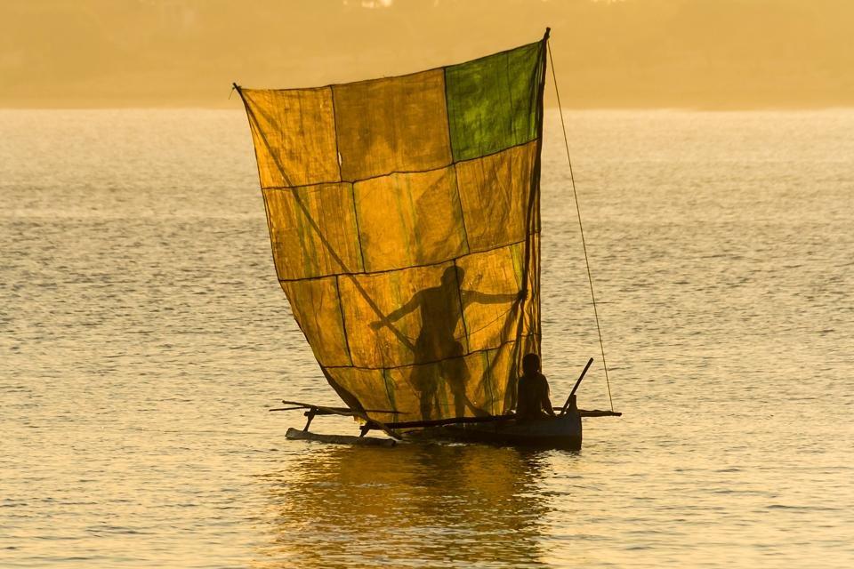 Ifaty in Madagaskar