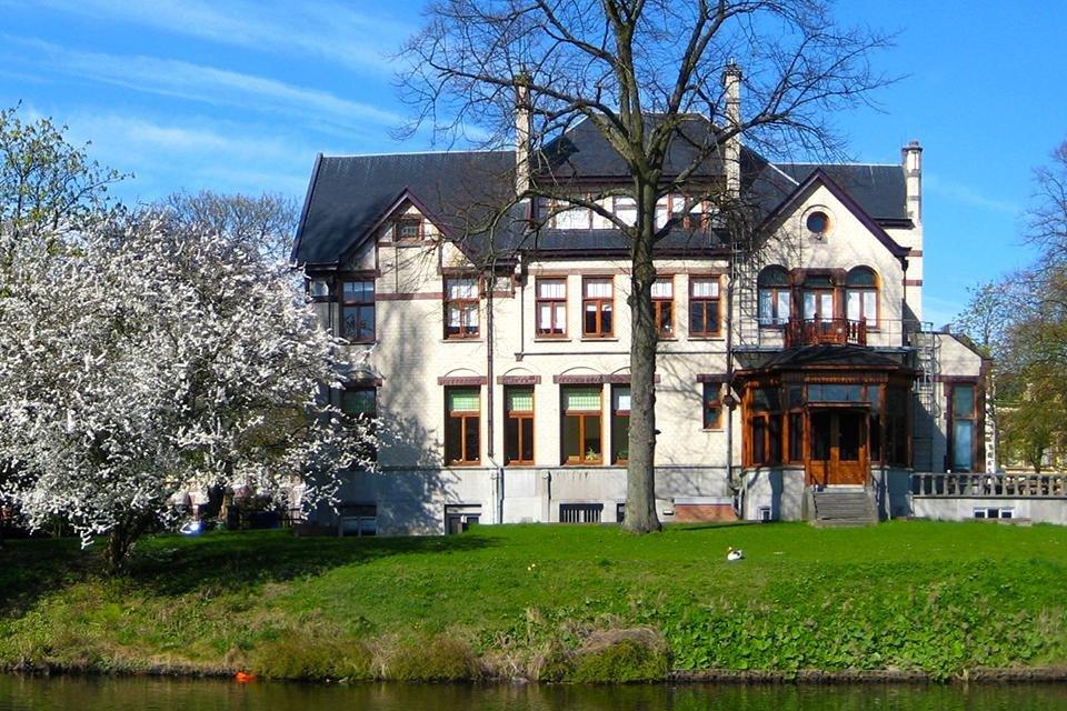 Huize Tavenier in Groningen, Nederland