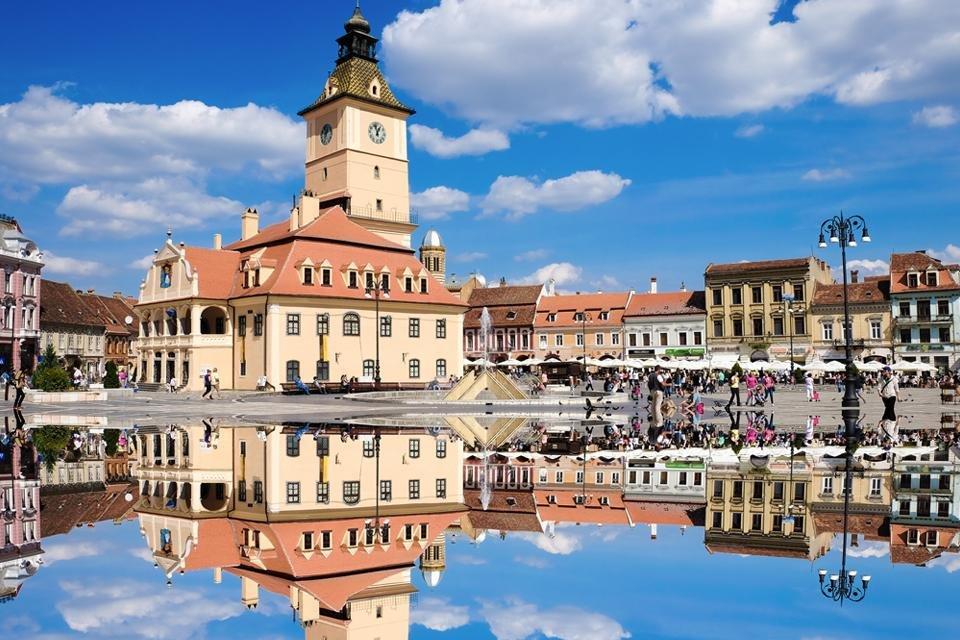 Brasov, Roemenië