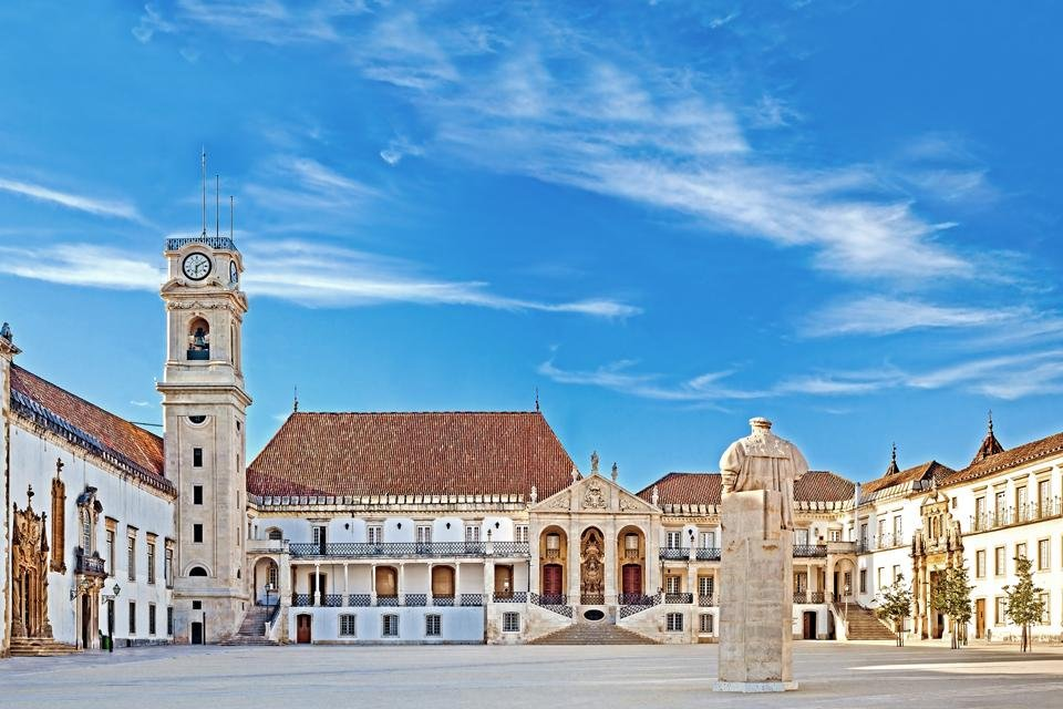 Universiteit van Coimbra, Portugal