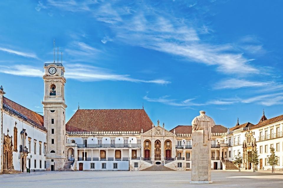 Universiteit van Coimbra, Portugal