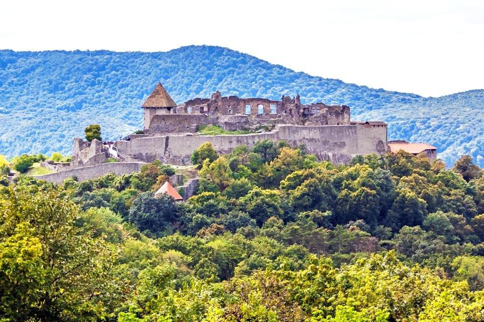 Visegrád in Hongarije
