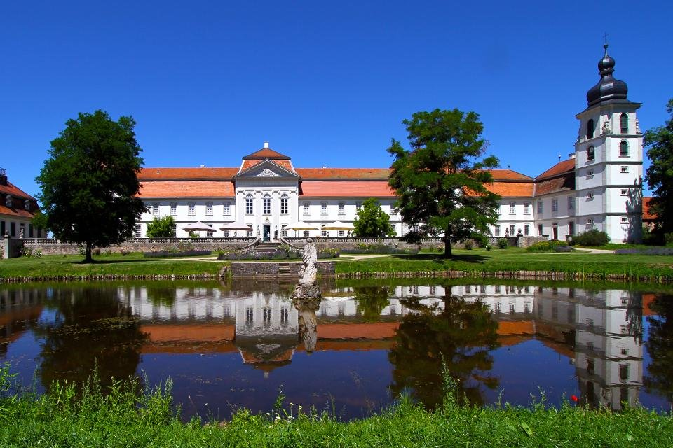 Schloss Fasanerie, Fulda, Duitsland