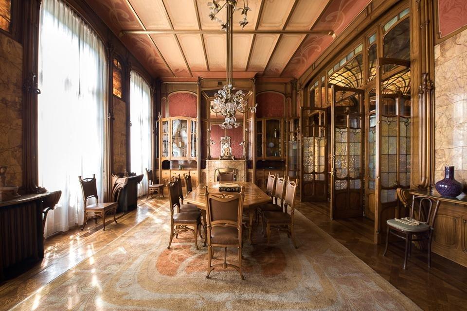 Hôtel Solvay in Brussel, België