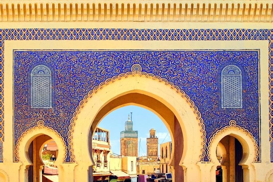 Fez in Marokko