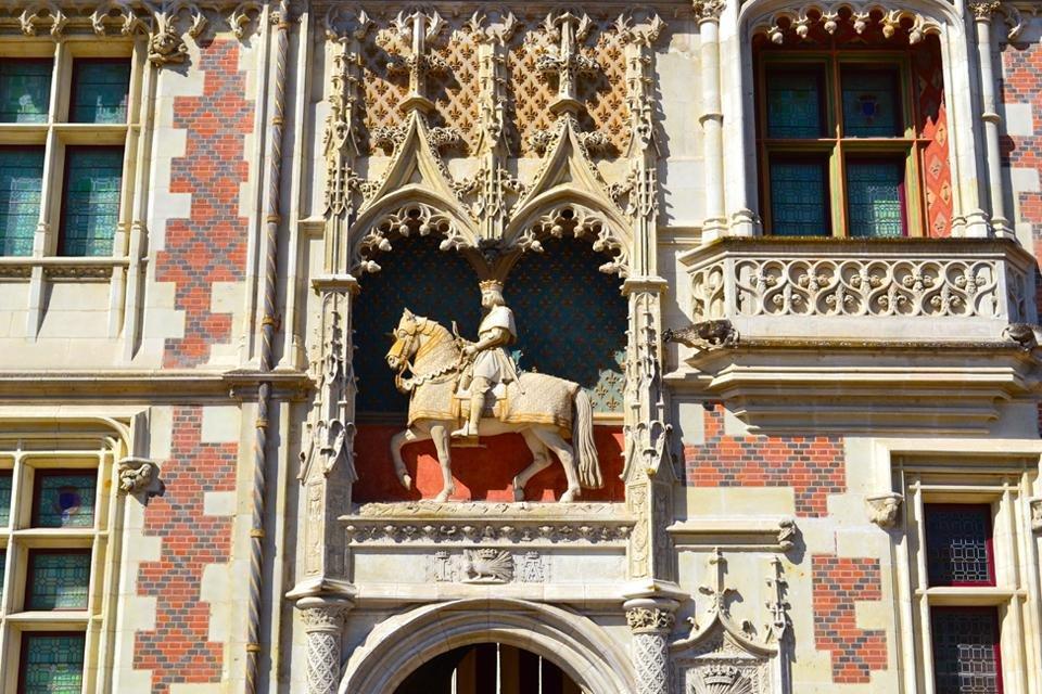 Château de Blois, Frankrijk