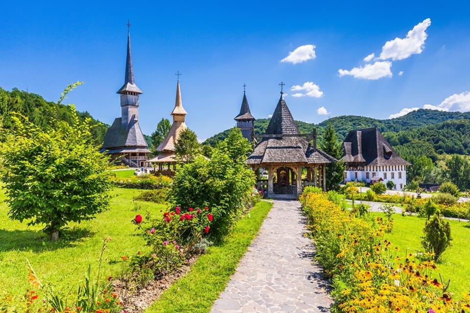 Barsanaklooster in Roemenië