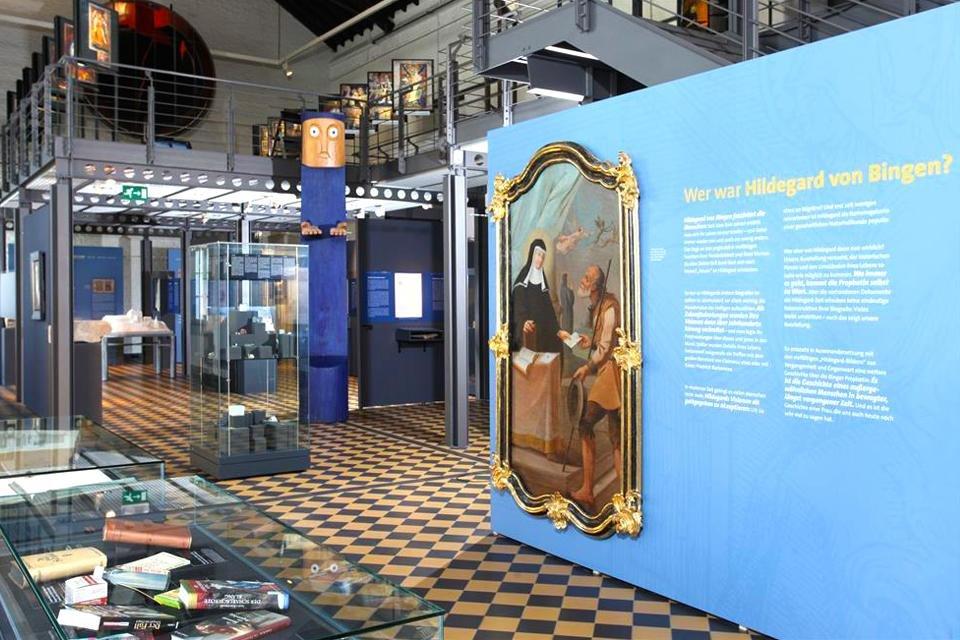 Museum am Strom (Foto: Stadt Bingen, Tourist Information Bingen am Rhein)