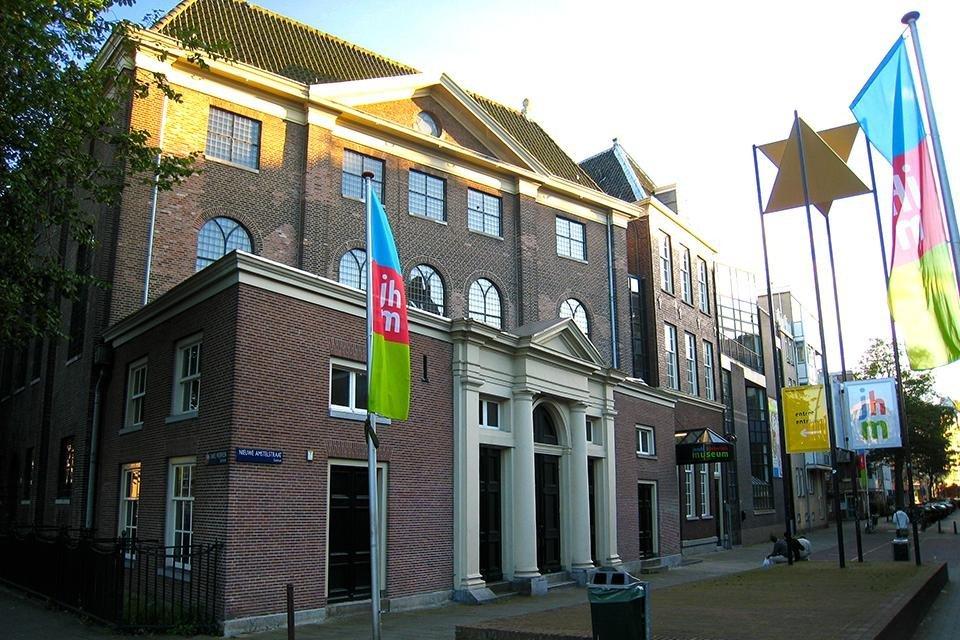 Het Joods Historisch Museum in Amsterdam, Nederland