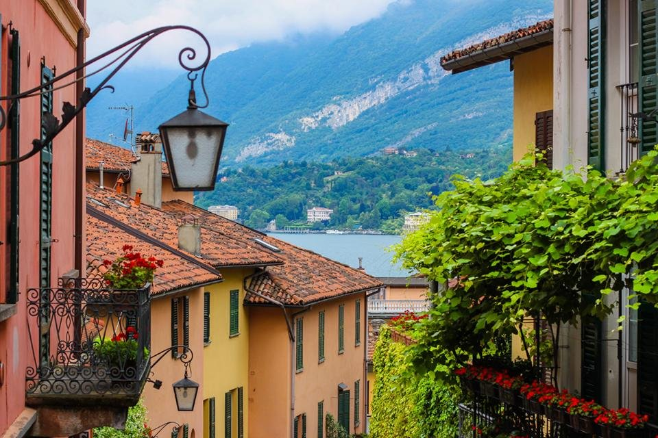 Bellagio, Italië