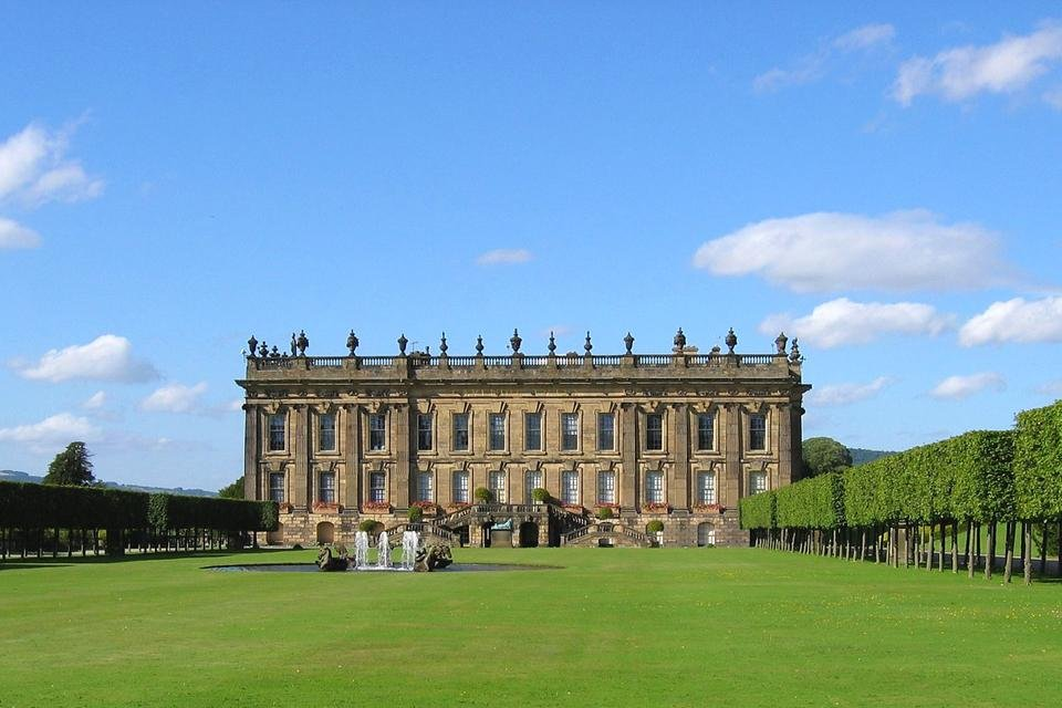 Chatsworth House, Groot-Brittannië